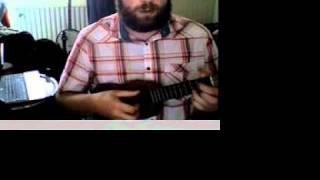 Balladen om briggen Blue Bird av Hull- ukulele cover