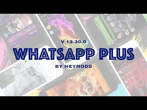 WhatsApp PLUS Newest Tricks & Features Updated DECEMBER 2020    DUA MUCHACHOS