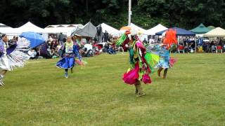 26 Annual Seafair Indian Days Powwow 2011 Seattle Women