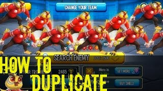 Monster Legends | How to Duplicate Monsters | Duplicate Glitch | Duplicate Monster Bug