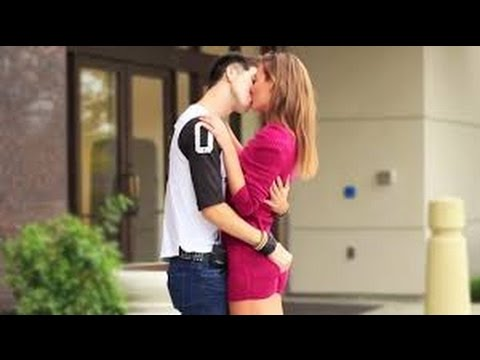 Best Kissing pranks of 2016 - BEST OF THE YEAR
