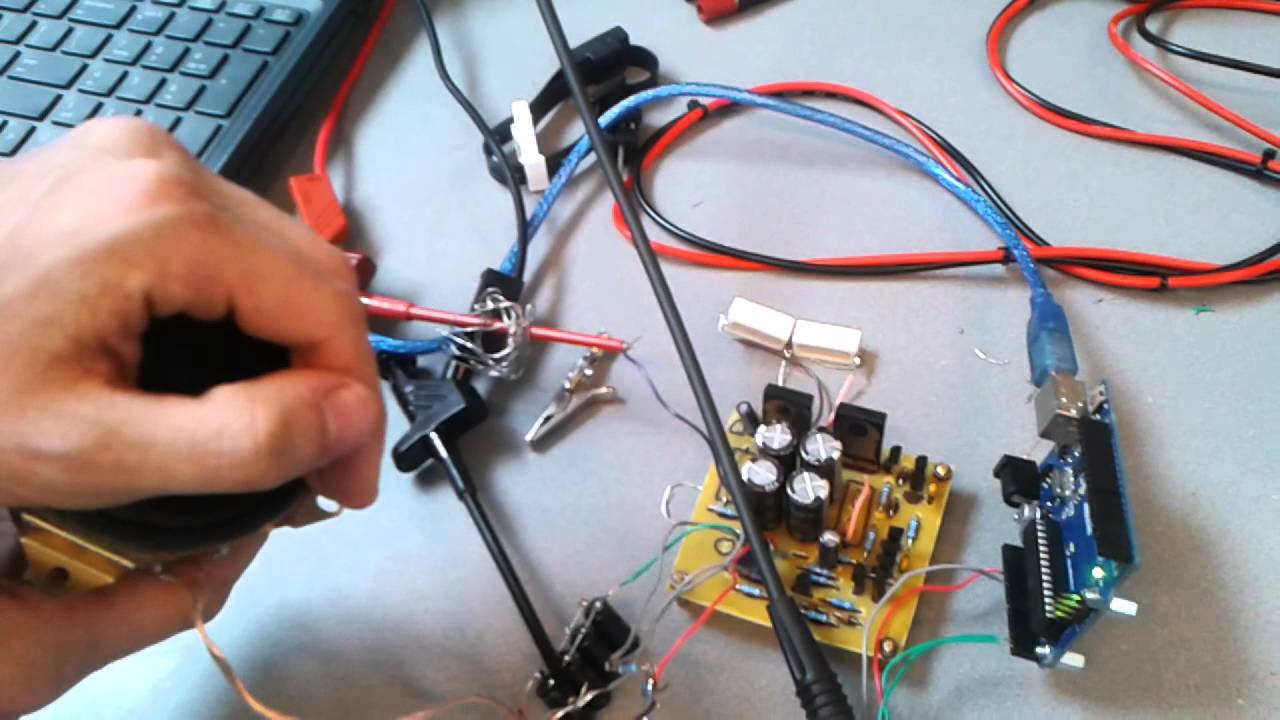 Fm Transmitter And Receiver Youtube Am Schematic Diagram Simple Circuit 2013