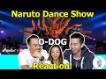 Naruto Dance Show by O-DOG Front Row | ARENA CHENGDU 2018 | Asians Down Under | Reaction