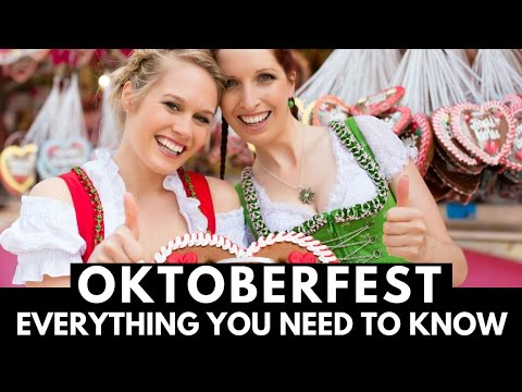 Oktoberfest 2017, Munich, everything you need to know
