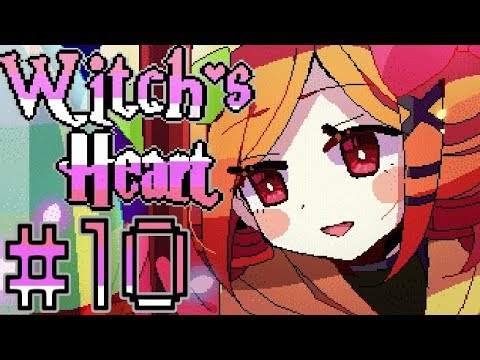 Witch's Heart (Esp) -Parte 10- Finalmente...