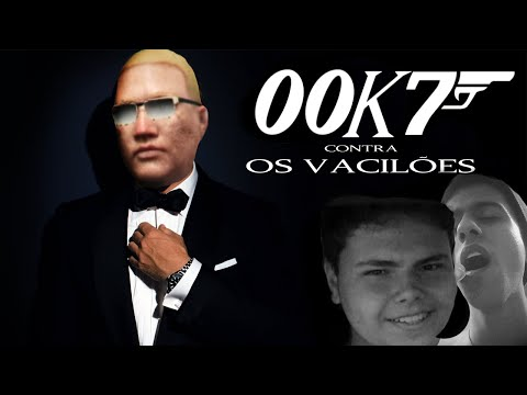 00K7 CONTRA OS VACILÕES ft Beloto & General do Medo - GTA 5 - HUEstation