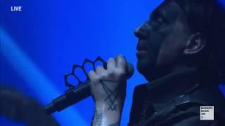 Скачать Marilyn Manson KILL4ME Rock Am Ring 2018