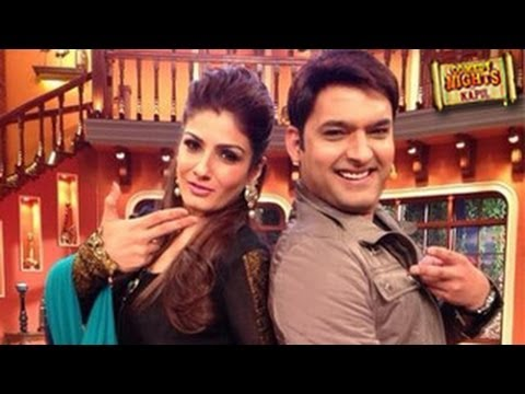 Raveena Tandon SPECIAL in Comedy Nights with Kapil 28th December 2013 FULL EPISODE Travel Video