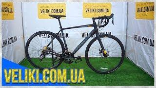 Обзор велосипеда Cannondale Synapse Disc Tiagra 2018
