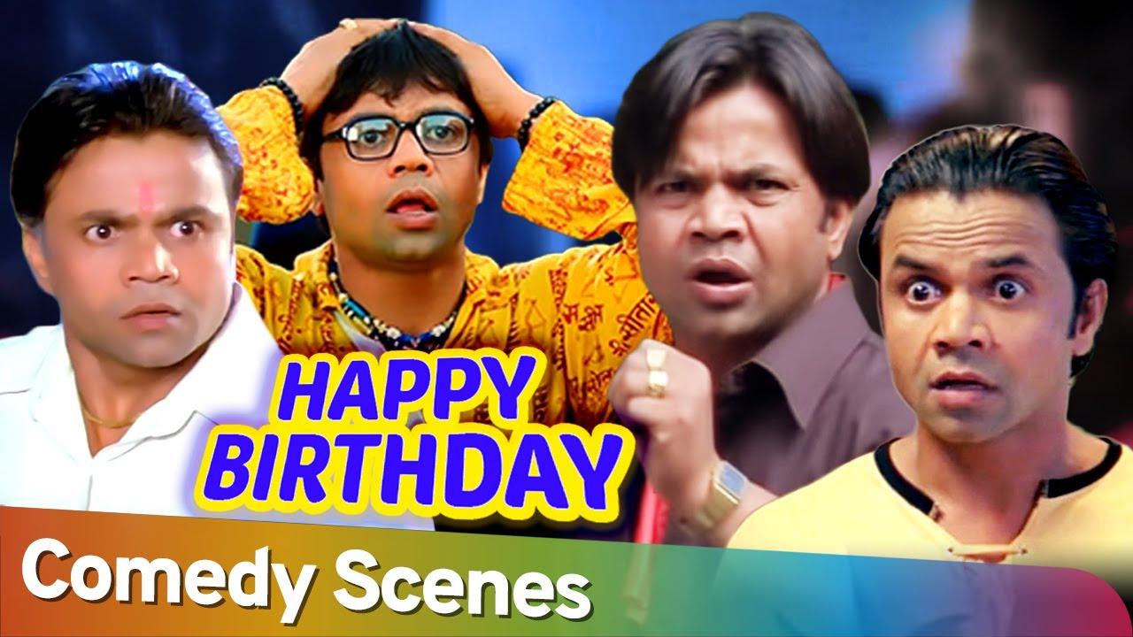 Best Hindi Comedy Scenes of Rajpal Yadav | Superhit Movie Dhol - Ladies Tailor - Aan Men At Work