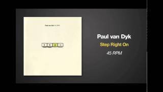 Paul van Dyk - Pump This Party