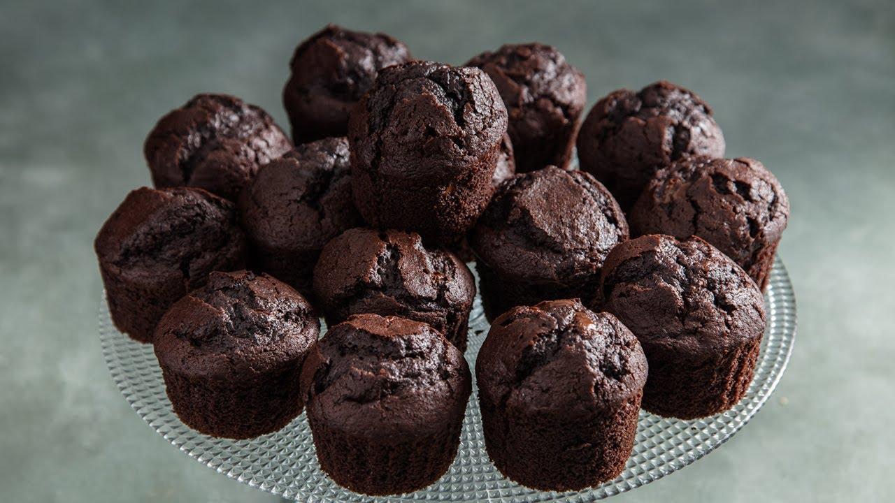 Bol Çikolatalı Muffin - Arda'nın Ramazan Mutfağı 62. Bölüm