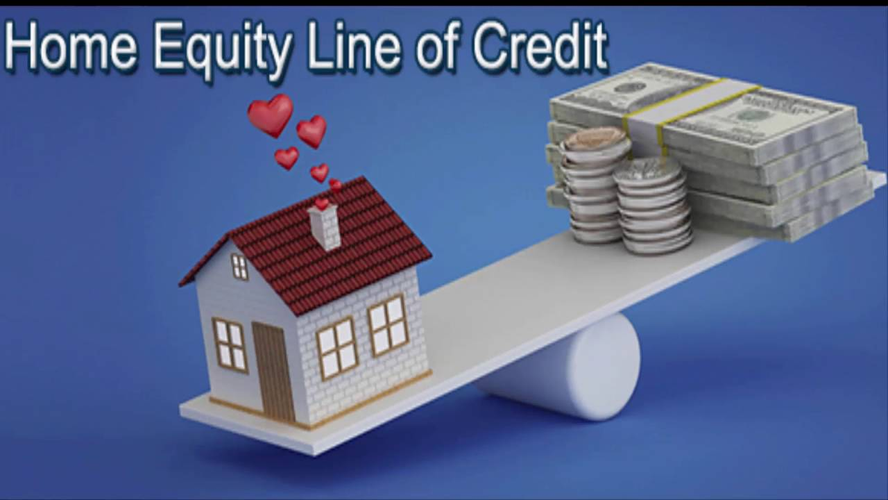 Home Equity Loan Or Home Equity Line Of Credit