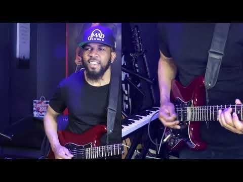 Download MADMAN PLAYING TO JKC!!  BÈJE MWEN SE YON WA DAMOU   Akolad Louange   JKC Encounter Night
