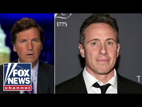 Tucker Carlson reveals letter from Chris Cuomo's building manager scolding CNN host for refusing to wear a mask