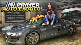 COMPRÉ MI PRIMER AUTO EXÓTICO | ManuelRivera11