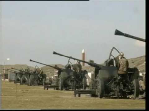 Bofors 57mm gun MkIII - Test Firings | Doovi