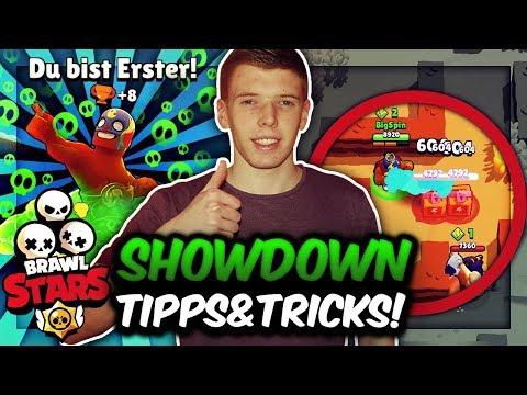 ULTIMATIVER SHOWDOWN GUIDE! | DIE BESTEN TIPPS UND TRICKS FÜR SHOWDOWN! | Brawl Stars Deutsch