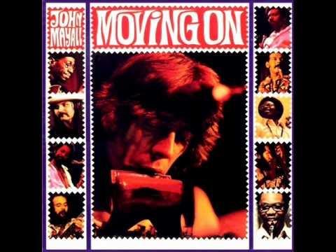 John Mayall - Moving On (Moving On - 1973).wmv