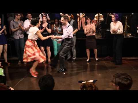 Montreal Swing Riot 2015 - Advanced Jack & Jill Finals
