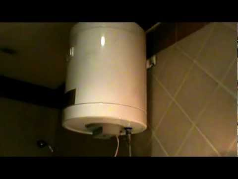 wall mounted water heater.MPG - YouTube
