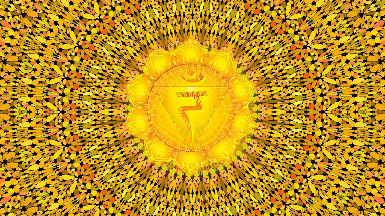 Download 320Hz 》SOLAR PLEXUS CHAKRA SOUND BATH 》Boost Self Confidence & Self Esteem 》Chakra Healing Music