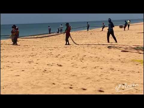 Mullaitivu Beach..! எழிலில் கொஞ்சும்  முல்லைத்தீவு கடல் அன்னை..!