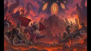 World Of Warcraft empezamos las misiones de Visiones de N'thoz