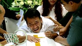 Tangis Histeris Ruben Saat Peti Jenazah Sang Ayah Ditutup - WasWas 02 Februari 2017