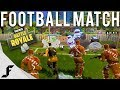 FOOTBALL MATCH - Fortnite: Battle Royale Footy game and Win!