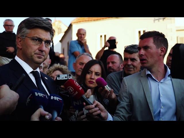 Livno: Plenković otvorio hrvatski konzulat