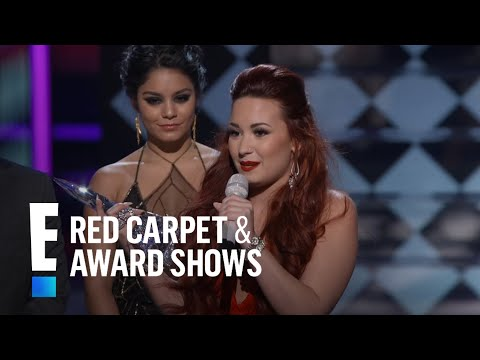 The People's Choice for Favorite Pop Artist is Demi Lovato