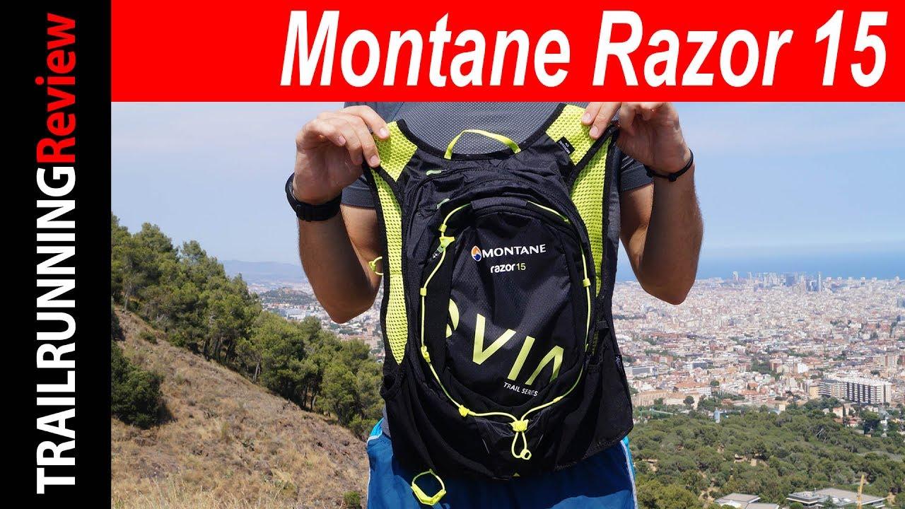 44c00520a3f Montane Razor 15 Review - YouTube