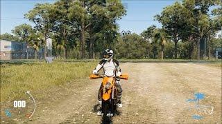 KTM 450 EXC 2015 | DiRT Spec - The Crew: Wild Run - Test Drive Gameplay (PC HD) [1080p60FPS]