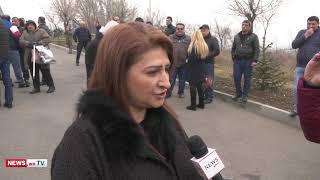 Մենք հող չունենք տալու, ժողովուրդը դա չի անի. #Արմենակ Ուրֆանյանի մայր