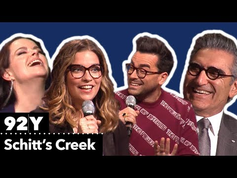 Schitt's Creek: An Evening With Eugene Levy, Daniel Levy, Annie Murphy, And Emily Hampshire