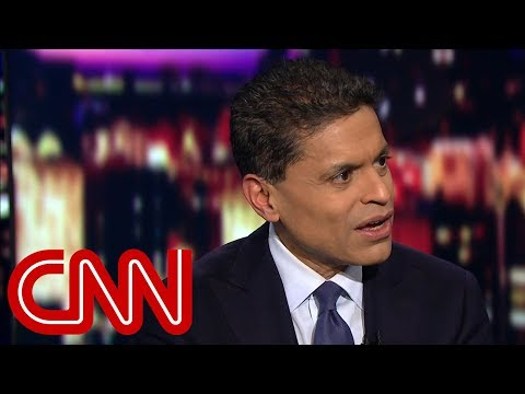 Fareed Zakaria calls out WH response to Trump tweets