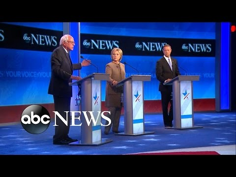 Democratic Presidential Candidates Remark on Calls for Muslim Ban