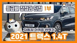 가장 저렴한 소형 SUV 쉐보레 트랙스 1.4T[202…