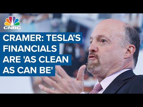 Jim Cramer: Tesla's