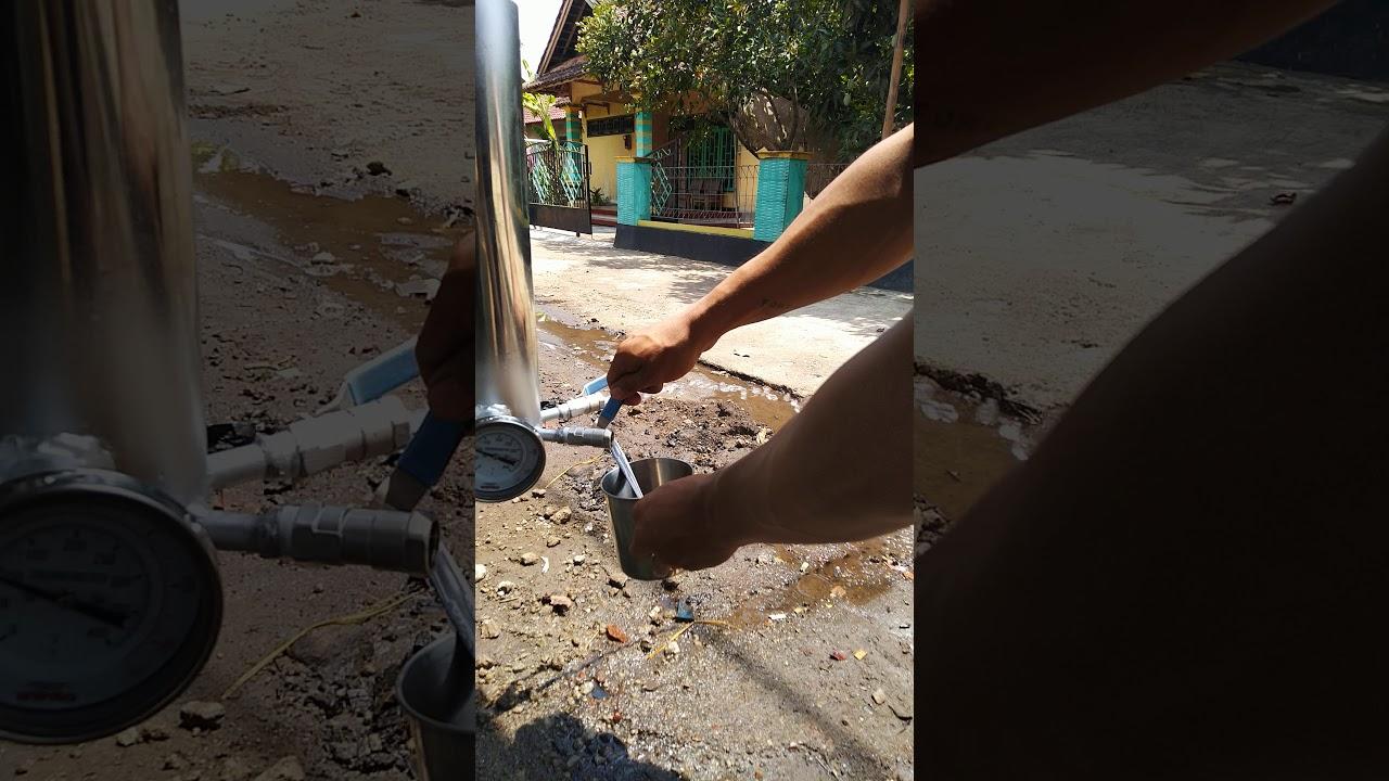 Nata de Coco sterilizer - YouTube