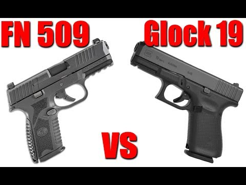 FN 509 vs Glock 19: Which Is Better?