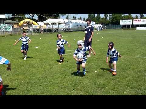 Mogliano Rugby U6 stagione 2013/2014