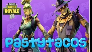 NEW SKINS!!! - STRAW OPS AND HAY MAN! - Fortnite Live PS4 Player - Pasty