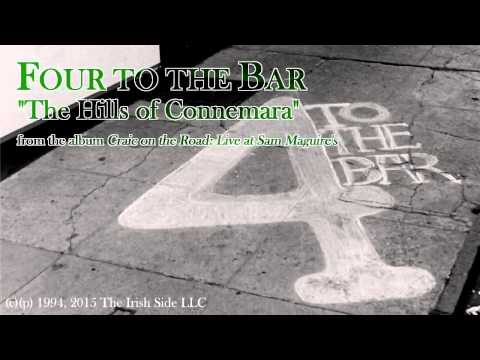 """Four to the Bar - """"The Hills of Connemara"""" [Audio]"""