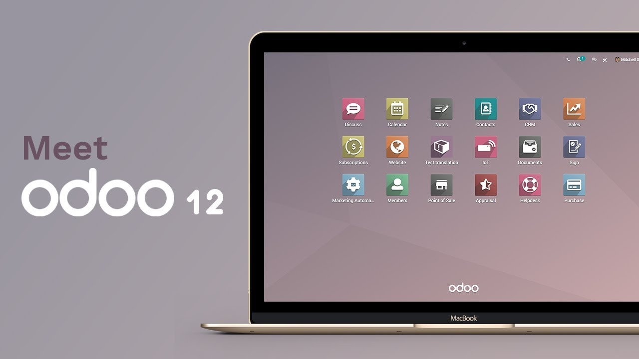 Meet Odoo 12 - New Features & Possibilities