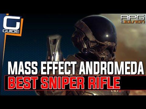 Mass Effect Andromeda - Best Sniper Rifle |