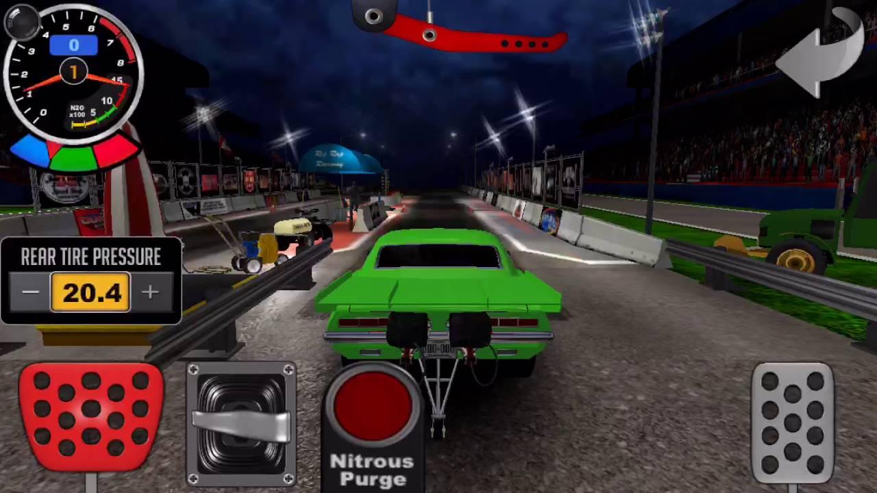 & Doorslammer 2.0 fastest nitro car - YouTube