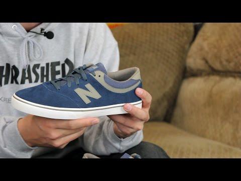 New Balance Quincy 254 Skate Shoes Review – Tactics.com