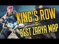 Overwatch - KING'S ROW = BEST ZARYA MAP